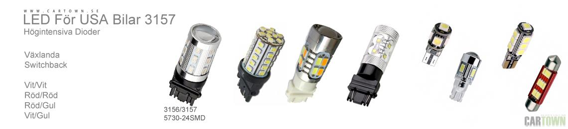 Switchback LED
