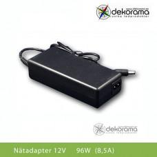 Hem Nätadapter 96W (8A) 12VDC IP20