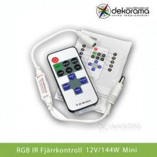 Hem Fjärrstyrning Enfärgs RF Touch Fjärr 12V DC Slim