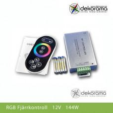 Hem Fjärrstyrning RGB RF Touch Fjärr 12V DC MAXI