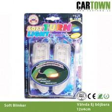 LED Blinkers Soft 11 Leds 2-raders