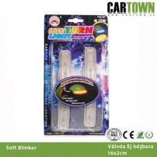 LED Blinkers Soft 8 Leds 1 raders