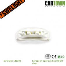 Swelight Park 13030C. Parklampa Klarglas  (1st)