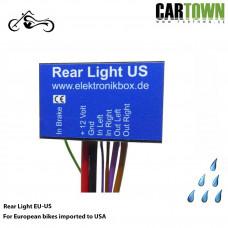 Elektronikbox Rear Light EU-US MC