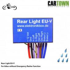 Elektronikbox Rear Light EU-V MC