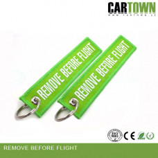 Nyckelring RBF Grön 2st