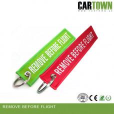 Nyckelring RBF 1 Röd 1 Grön