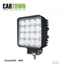 Arbetslampa Sweedstuff 48W 12 - 24V DC