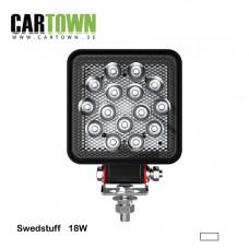 Arbetslampa Sweedstuff 18W 12 - 24V DC