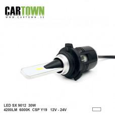 LED 9012 SX 30W Ersättnings KIT 4200 Lumen