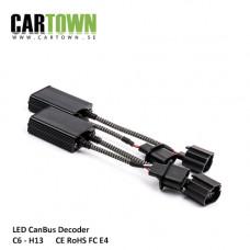 LED Decoder CanBus H13