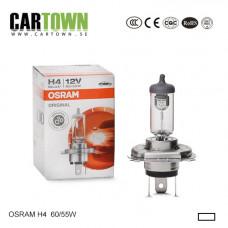 Glödlampa H4 OSRAM Vit (1st)