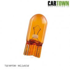Glödlampa T10 WY5W (Orange) (1st)