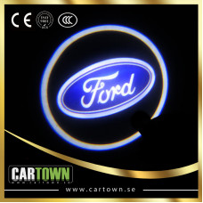 Laserlogo Ford mini