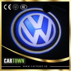 Laserlogo VW