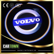 Laserlogo Volvo Mini
