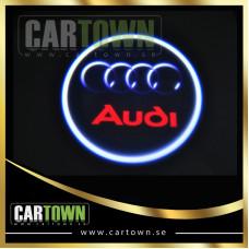 Laserlogo Audi Mini