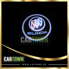 Laserlogo Buick