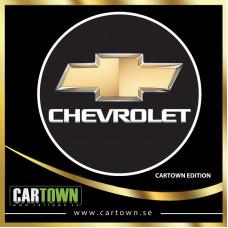 Laserlogo Chevrolet