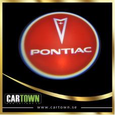 Laserlogo Pontiac mini