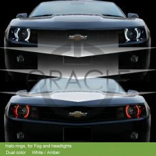 Halo ringar Strålkastare Camaro 2010-2013 Oracle