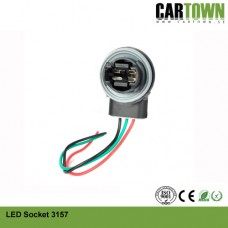Lampsockel 3157- T20 SlimFit LED