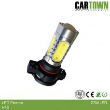 LED Plasma H16 (5202) Vit dimljus NonRS (1st)