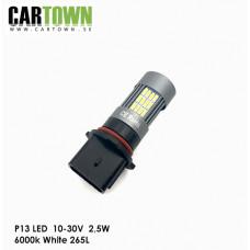 LED P13 Vit  (1st)