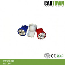 LED T10 W5W 4SMD Mini (2st)