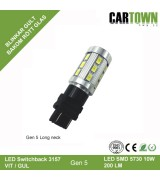 LED Switchback 3157/T20 SMD Vit/Gul Gen5-L (1st)